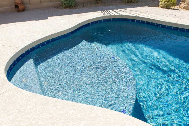 Aqua Swimming Pools Product : Pebble brilliance gallery floridapoolsurfaces