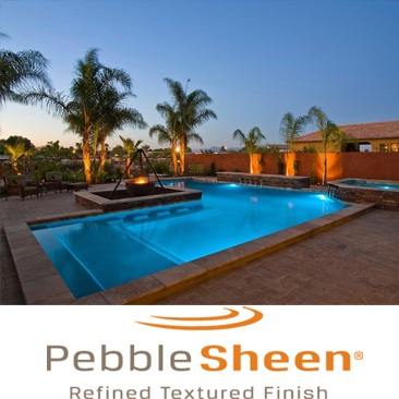 Pebble Sheen Pool Resurfacing Installation Florida